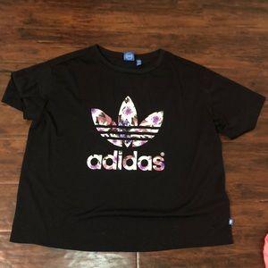 adidas Tops - Adidas logo tee